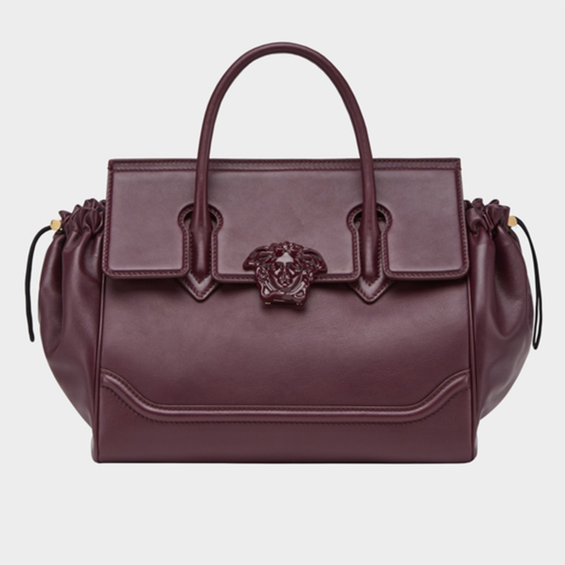 1b5b90d241 Versace recently introduced the new Coulisse Palazzo Empire bag to their  extensive Palazzo line
