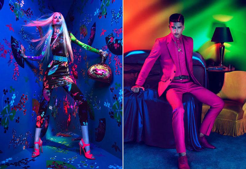 Versace (2011 & 2012)