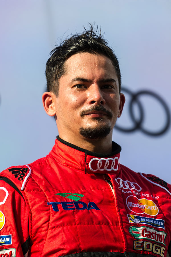 Alex Yoong (Audi TEDA Racing Team)