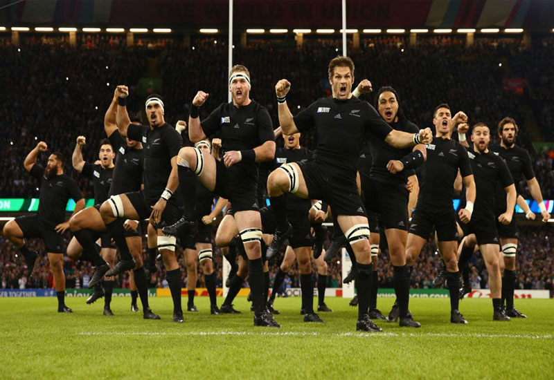 All Blacks in New Zealand