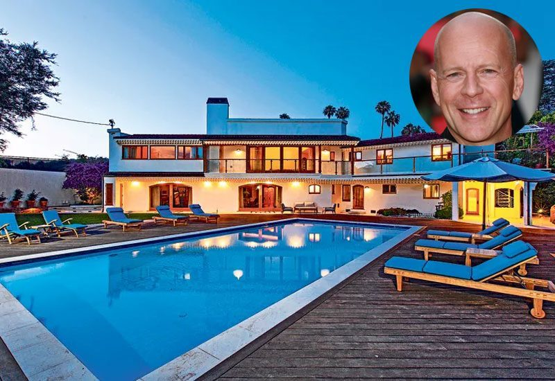 Bruce Willis, Beverly Hills