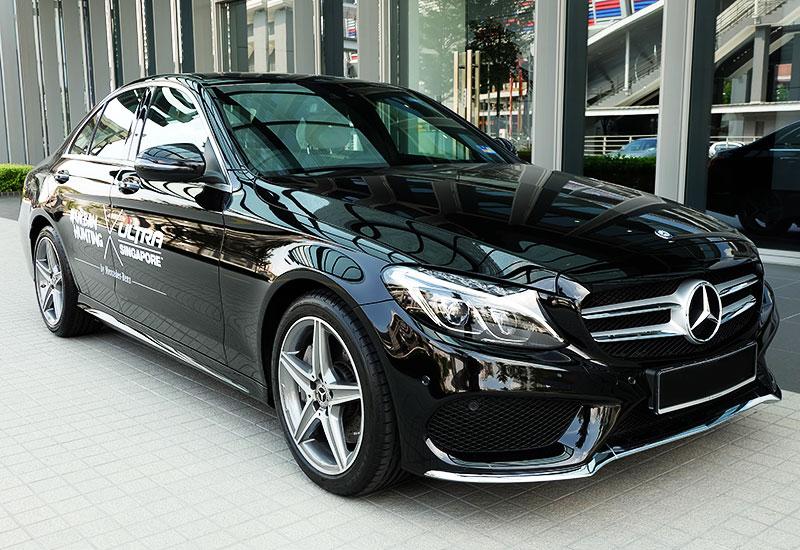 Myurbanhunting Driving The Mercedes Benz C250 Amg Gla250 4matic