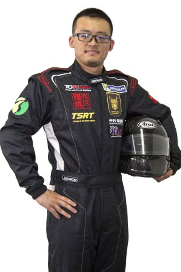 David Chen (Tianshi Racing Team)