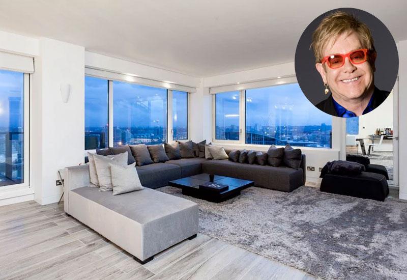 Elton John, Chelsea