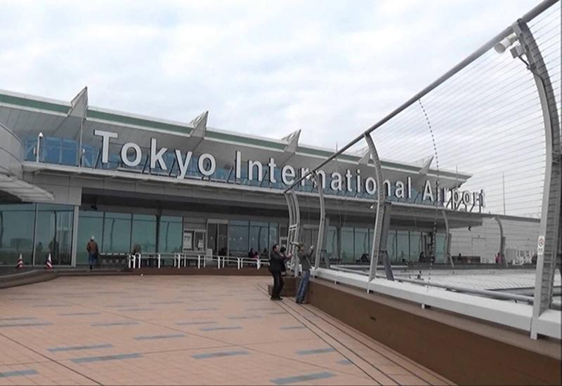 #2 Tokyo Haneda International Airport, Japan