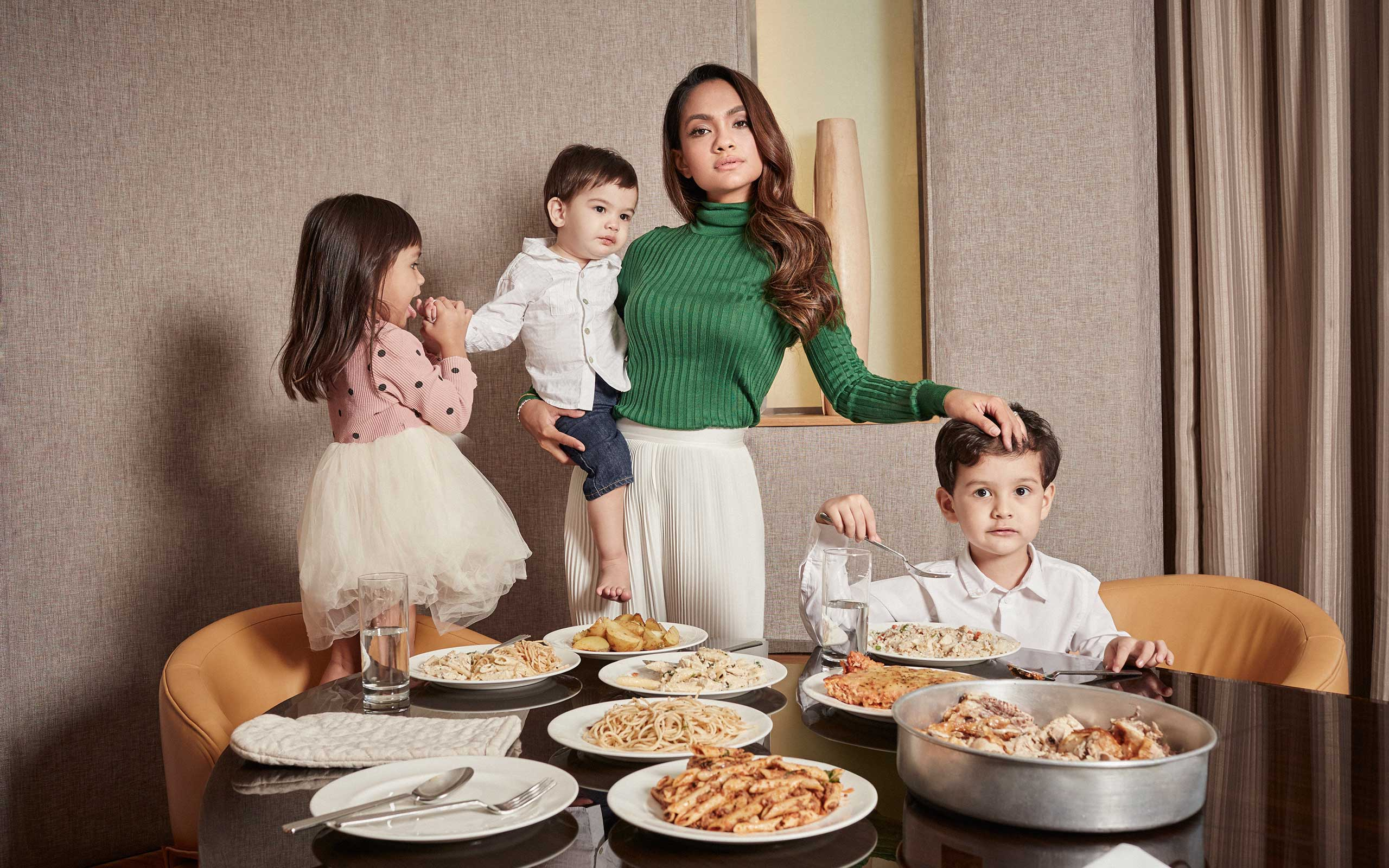 Dr Jezamine Lim Iskander On How Her Children Have Made Her More Than A Mother