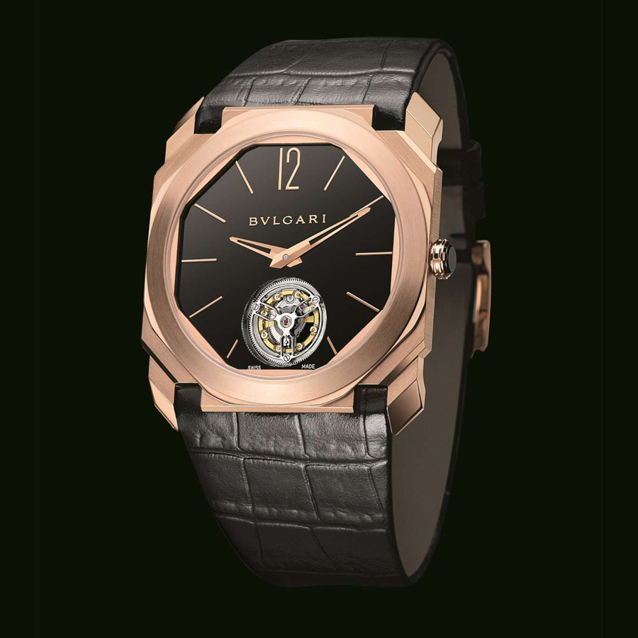 Bulgari Octo Finnisimo in rose gold