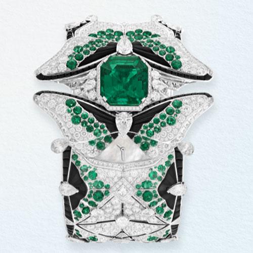 Papilon secret watch
