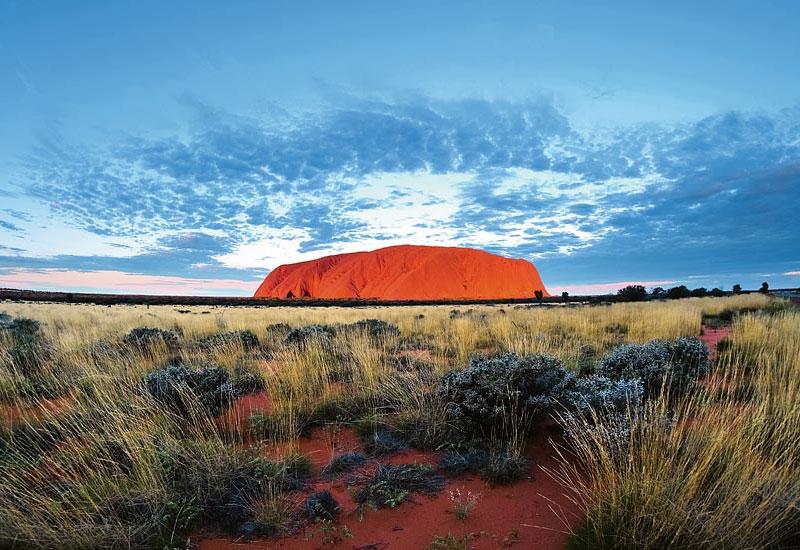 Australia's Uluru (Ayers Rock)
