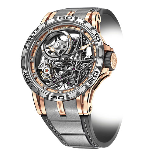 Excalibur Spider Automatic Skeleton