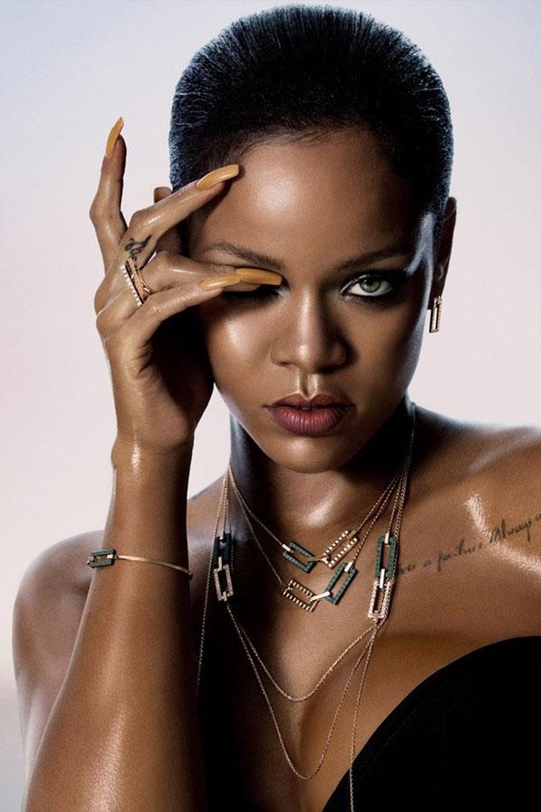 Rihanna ♥ Chopard