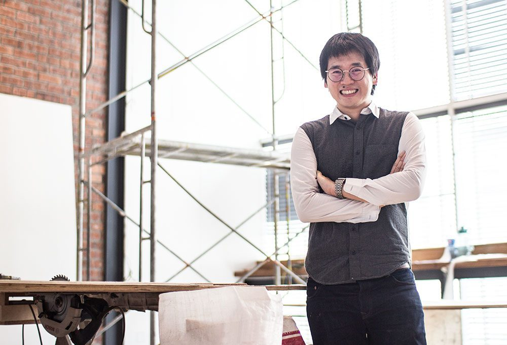 The changing tides of Timothy Tiah's entrepreneurial journey