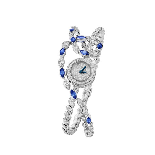 Sapphire Stripes watch