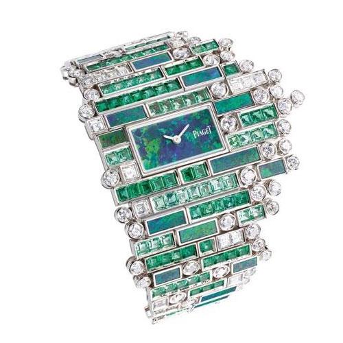 Asymmetrical watch