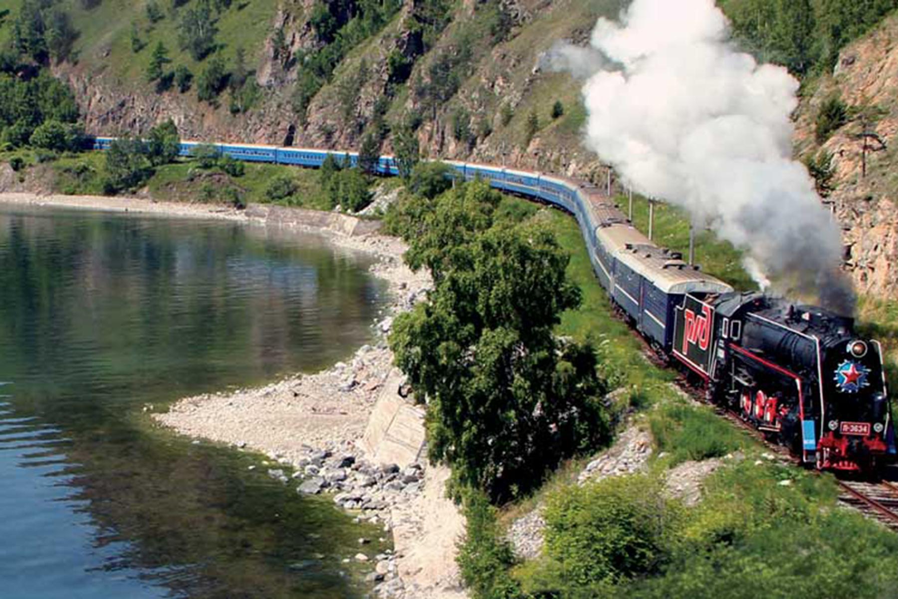5 Scenic Train Rides Around Asia Pacific