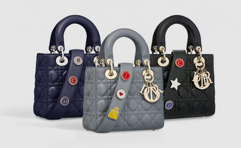 Pin On Your Style With The New Customisable My Lady Dior Now In Malaysia