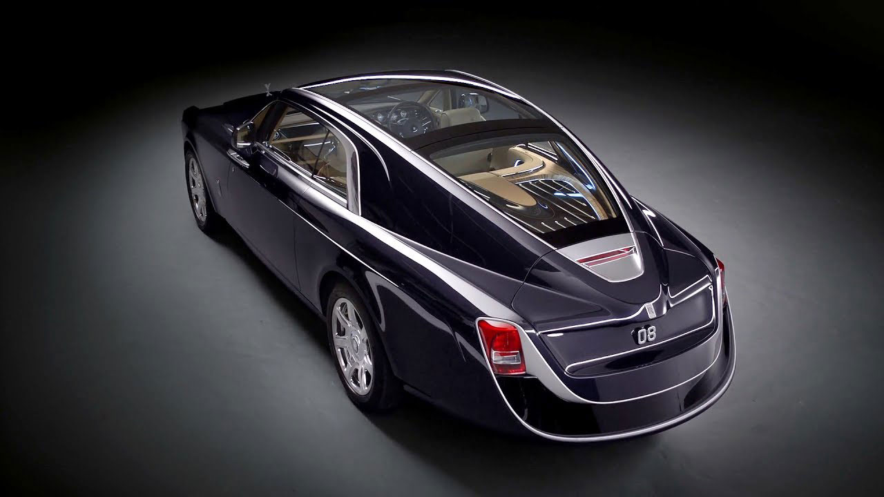 At US$13million, this Rolls-Royce could be the most expensive car