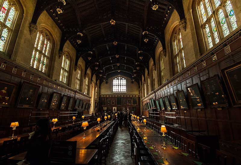 Harry Potter – Hogwarts: Oxford, UK