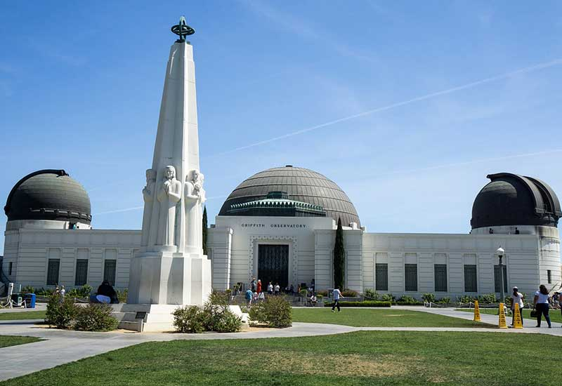 La La Land – Griffith Observatory: California, USA