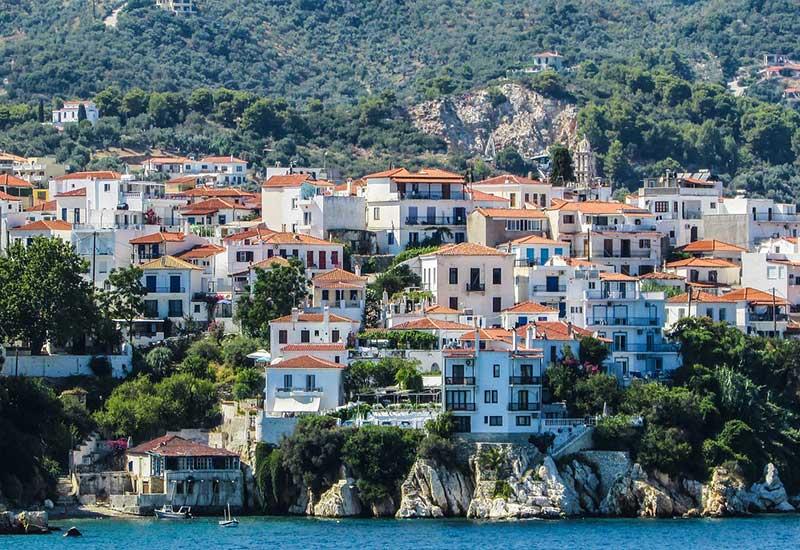 Mamma Mia!: Skiathos, Greece