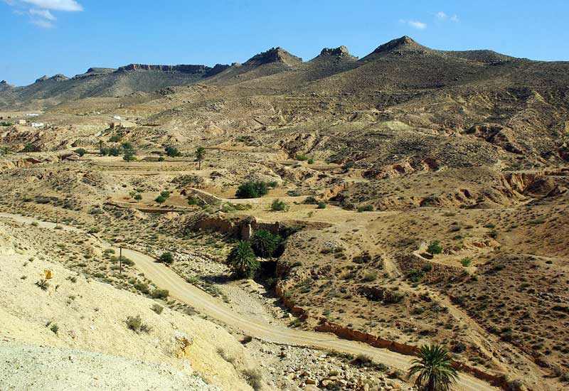 Star Wars – Planet Tatooine: Tunisia