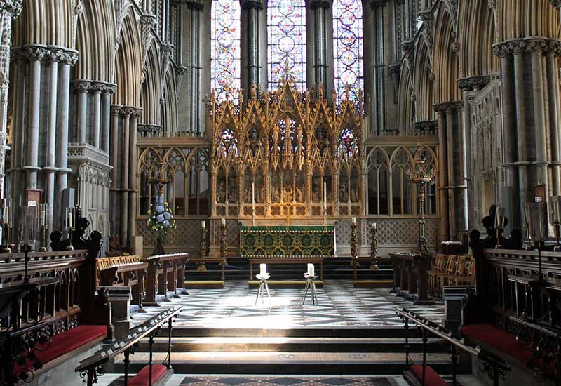 The King's Speech – Westminster Abbey: England