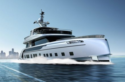 Infamous superyacht Equanimity for sale at $130 million, almost half