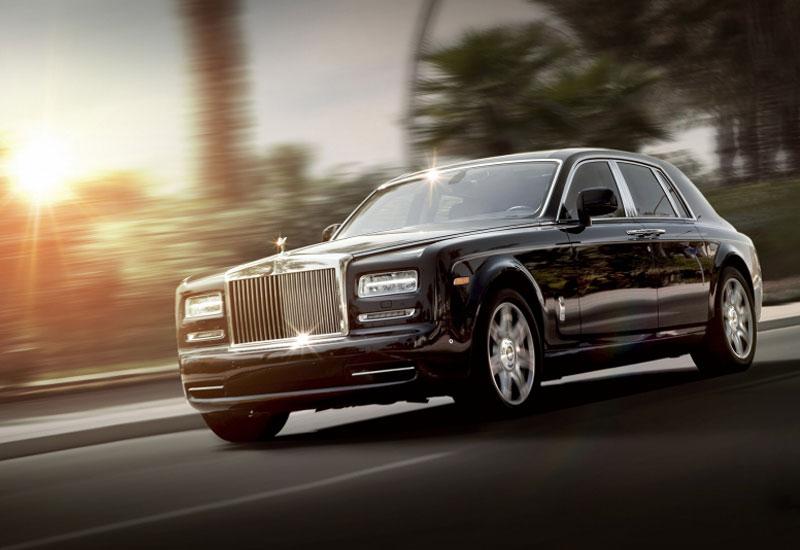 Rolls-Royce rides