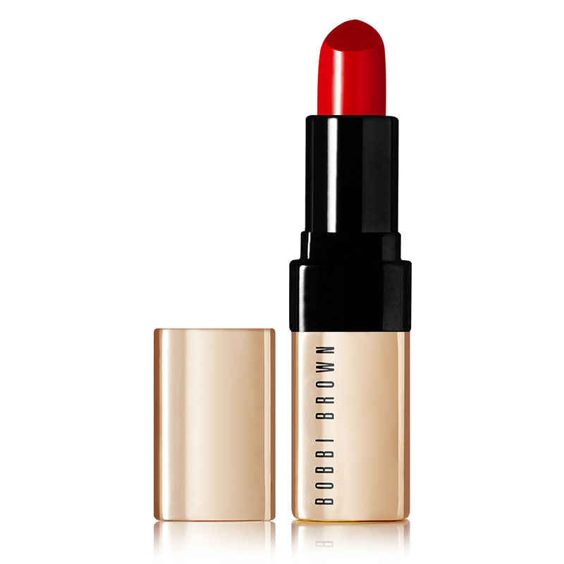 Bobbi Brown Luxe Lip Color in Parisian Red