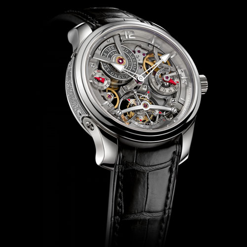 Greubel Forsey Double Tourbillon 30º Technique Sapphire
