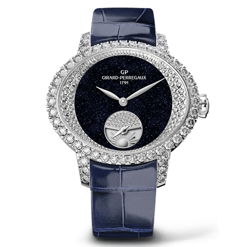 Girard Perregaux Cat's Eye Day & Night High Jewellery