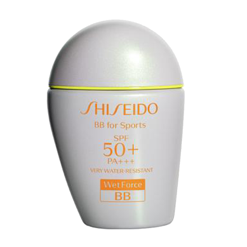 Shiseido BB for Sports SPF50+