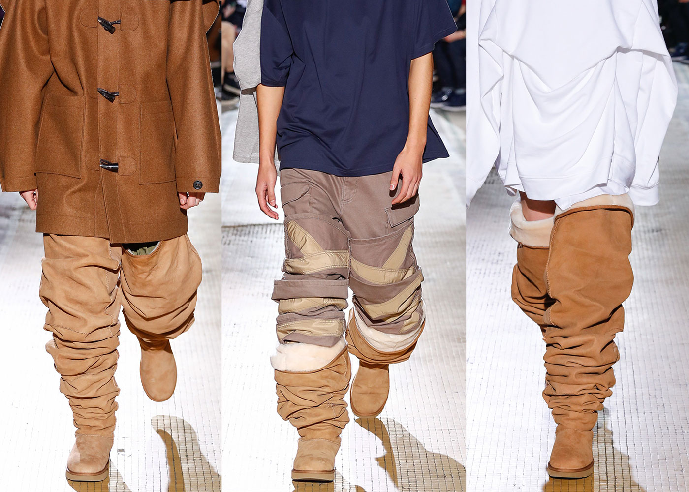 We didn\'t know Uggs could get uglier, until now