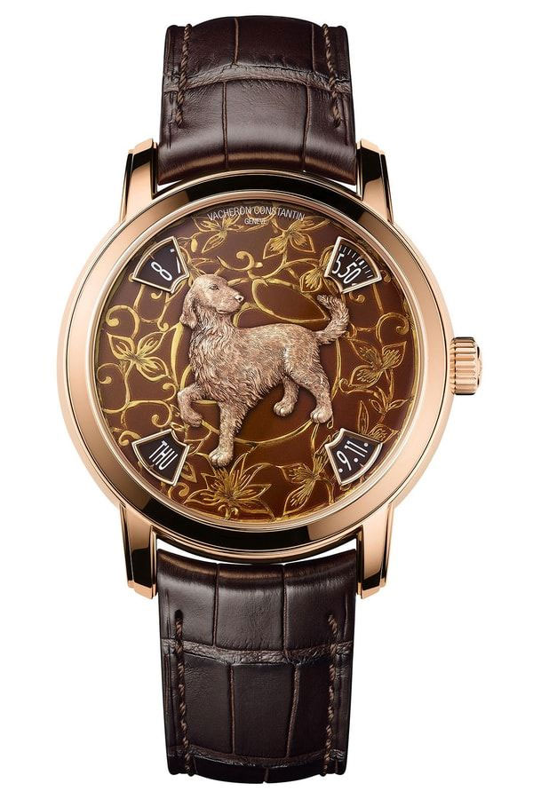 Vacheron Constantin Métiers d'Art Legend of the Chinese Zodiac Year of the Dog