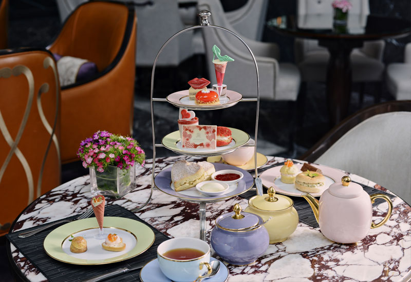Valentine's Day Afternoon Tea at St. Regis