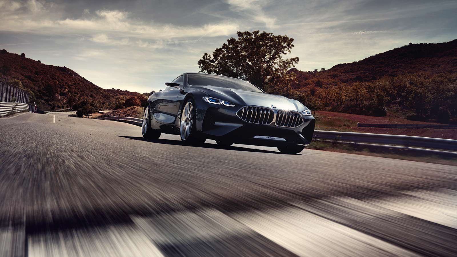 Luxury cars and gadgets, BMW