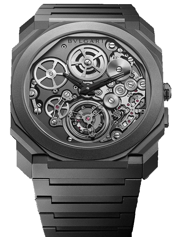 Bulgari Octo Finissimo Tourbillon Automatic