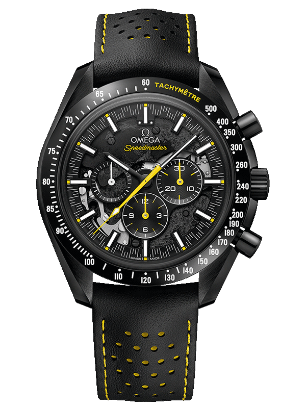 "Omega Speedmaster ""Dark Side of the Moon"" Apollo 8"