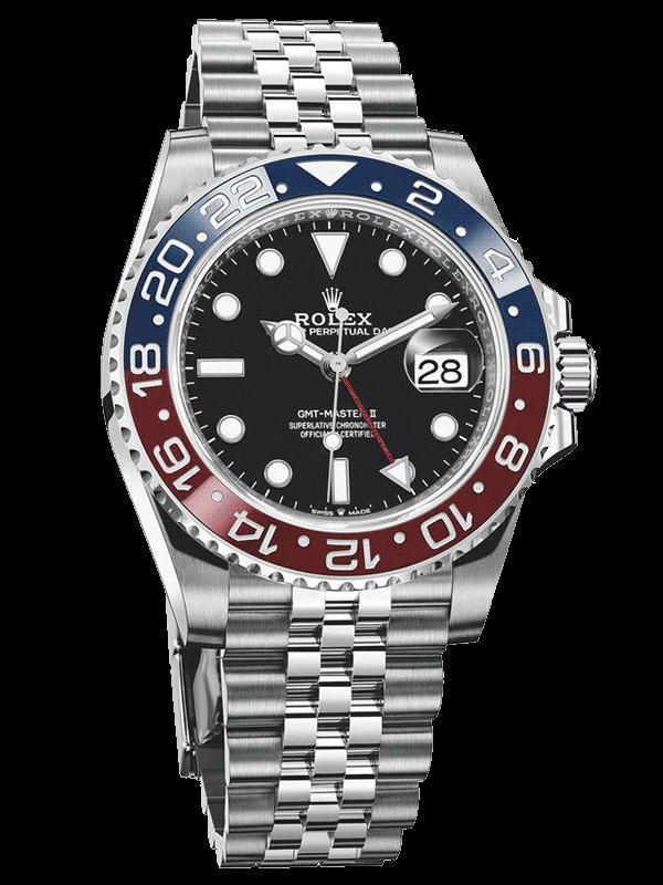 Rolex GMT Master II Oystersteel