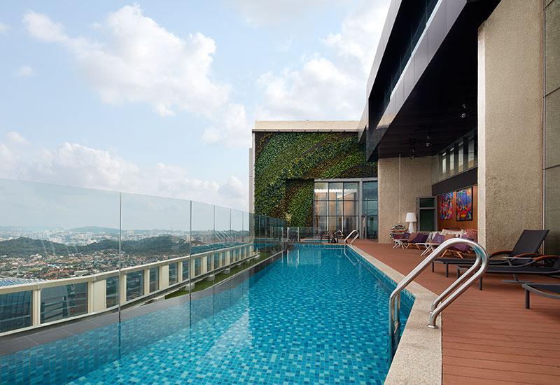 A Night In Sheraton Petaling Jaya Hotel