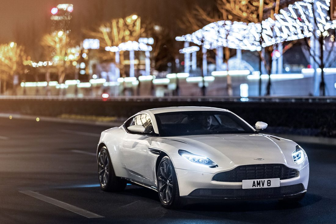 Aston Martin DB11, New cars
