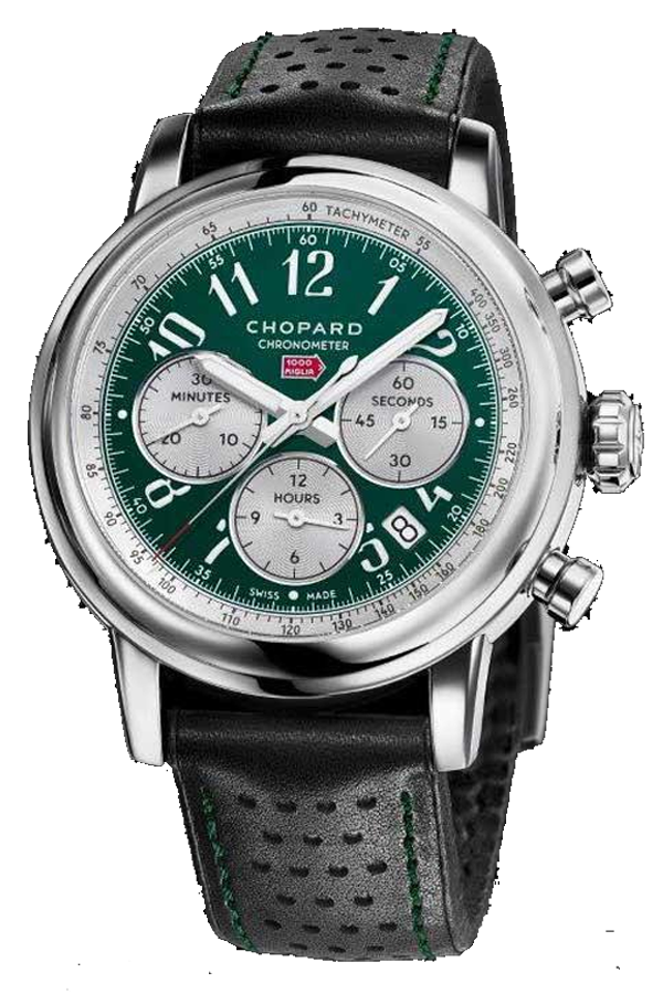 Chopard Mille Miglia Racing Colours British Racing Green