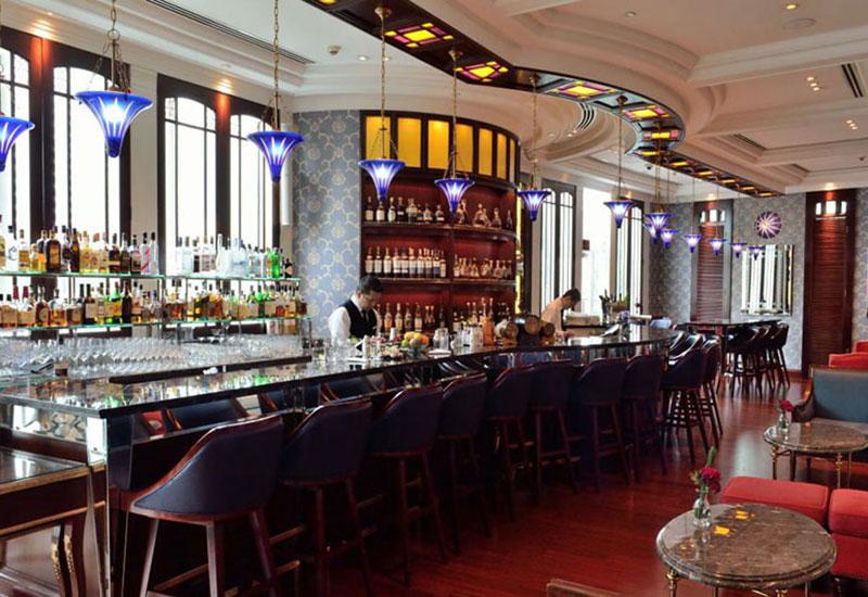 #10 Lobster Bar & Grill, Hong Kong