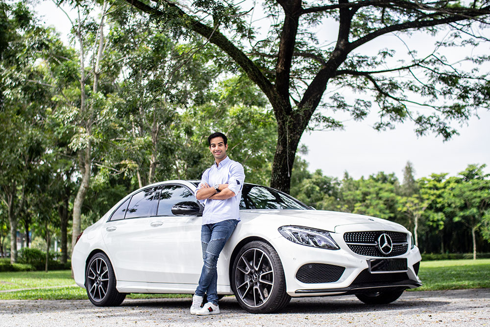 Nabil Jeffri is well on track to carving his legacy in the motorsports scene