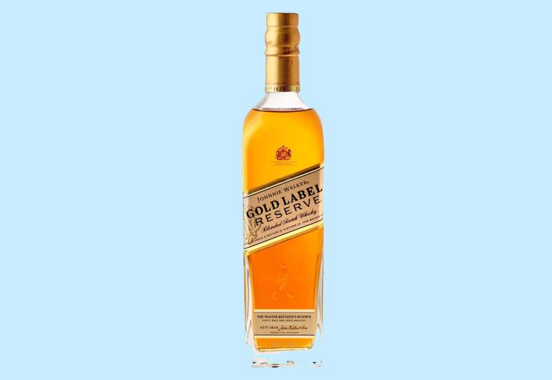 World's Best Blended: Johnnie Walker Gold Label Reserve