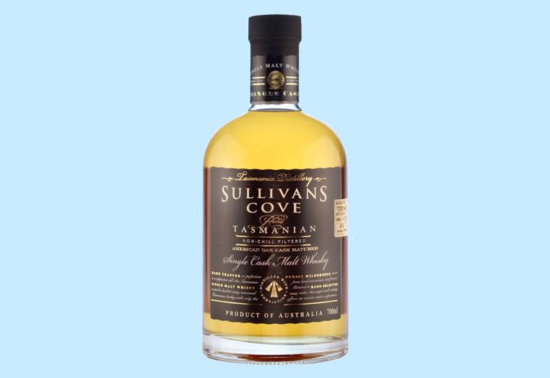 World's Best Single Case Malt: Sullivans Cove American Oak Single Cask HH0351