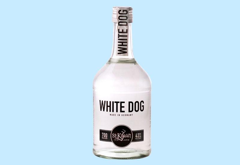 World's Best White Dog: St. Kilian Distillers White Dog