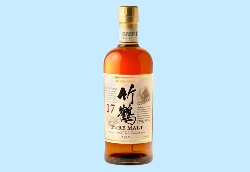 World's Best Blended Malt: Taketsuru 17 Years Old