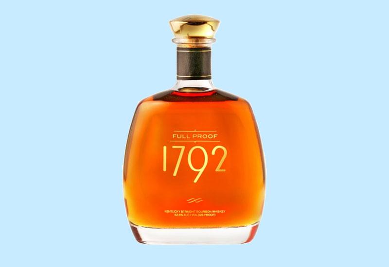 World's Best Bourbon: 1792 Full Proof Kentucky Straight Bourbon Whiskey