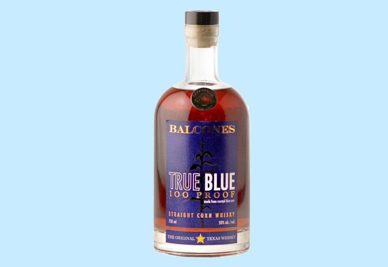 World's Best Corn: Balcones True Blue 100